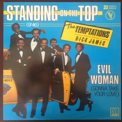 The Temptations - Standing On The Top Feat. Rick James (Loshmi Edit) - FREE DOWNLOAD