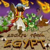 Escape from Egypt | Moses and the Ten Plagues - a childrens' bible story (Part 1)