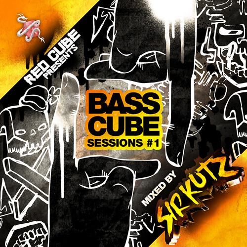 Red Cube Presents Bass Cube Sessions #1 Mixed By Sir Kutz (2012)(Drumstep, Dubstep, Moombacore)