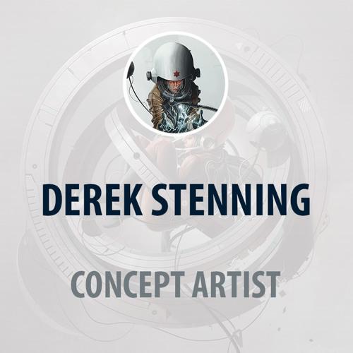 Born in Concrete: concept art with Derek Stenning