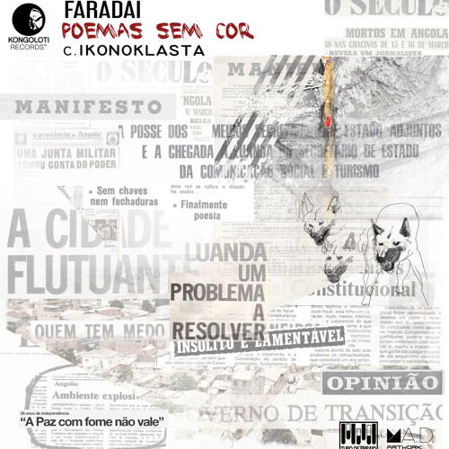 Faradai & Ikonoklasta - Poemas Sem Cor