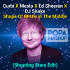 Curbi X Mesto X Ed Sheeran X DJ Snake - BRUH vs. Shape Of You vs. Middle vs. Shoot. S. (POPA Mashup)