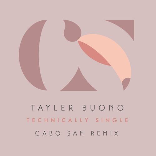 Thumbnail Tayler Buono Technically Single Cabo San Remix
