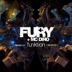 Fury + MC Dino - Funktion April2017