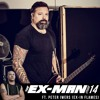 The Ex Man Podcast 14 - Peter Iwers (ex-In Flames, CYHRA)