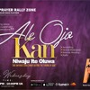"""Ale Ojo Kan - Hosted By   Remi Kehinde Taiwo - """"Passover Part 2."""" ( Yoruba)"""