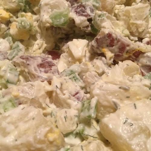Episode 37 - A Good Redskin Potato Salad