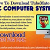 How to download TubeMate on Mac computer system?