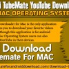 Download TubeMate YouTube Downloader For Mac Operating System