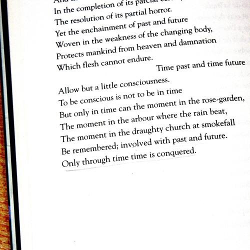 El temps i la campana (Time and the Bell), 5th movement