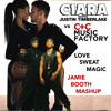 Love Sweat Magic (Jamie Booth Mashup) - Ciara & Justin Timberlake vs C+C Music Factory