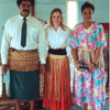 That Time I Got Medivacked Out of The Peace Corps with Host Christine Blackburn