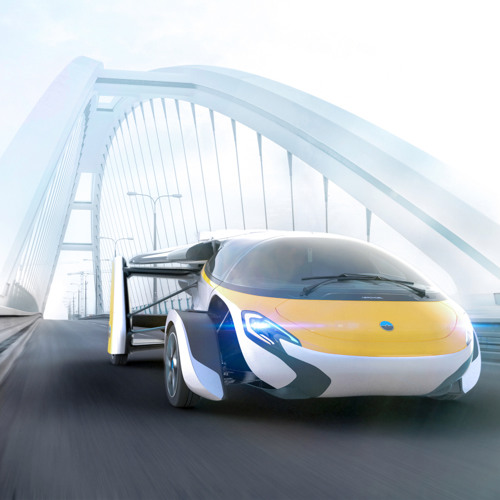 Would you spend $1.3 million for a flying car?