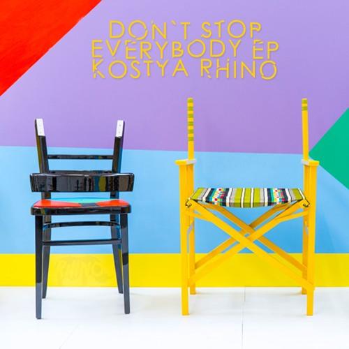 Kostya Rhino - Don`t Stop (Original Mix)
