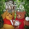 Winnie The Pooh vs Little Bear - ERB Season 4 Parody #10