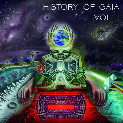 History of Gaia Vol. 1 [JNRCD001] OUT NOW!!!