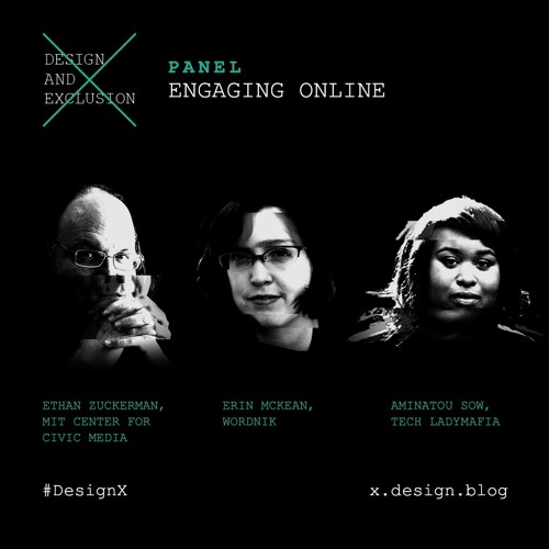 Panel 3 - Engaging Online