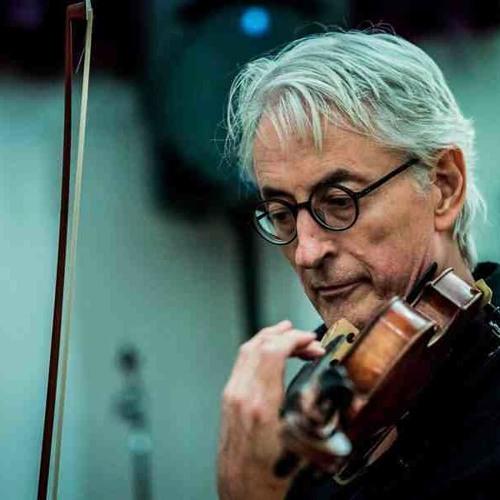 violin solo @ Tectonics Festival Glasgow 2016