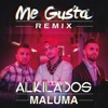 ME GUSTA - ALKILADOS FT MALUMA - DJ LUCHO
