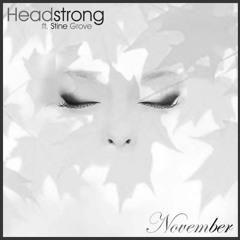 Headstrong - November Ft. Stine Grove (Progressive Mix) Short Cip