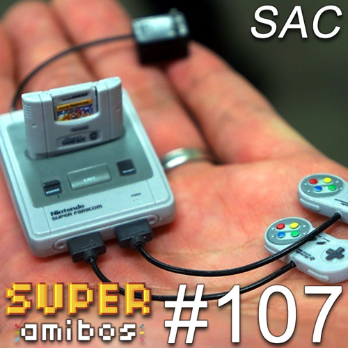 SAC 107 - Fragmentado, Persona 5 e SNES Mini