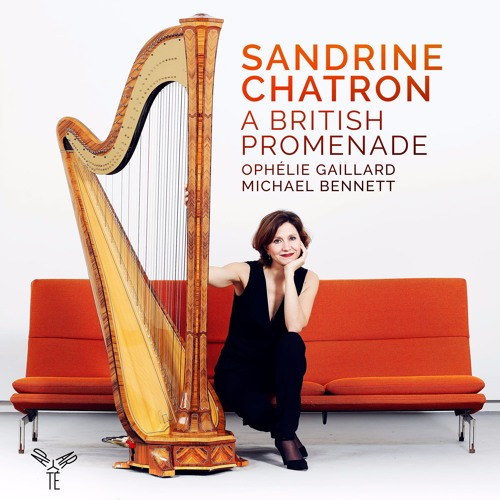 York Bowen - Arabesque For Harp | Sandrine Chatron