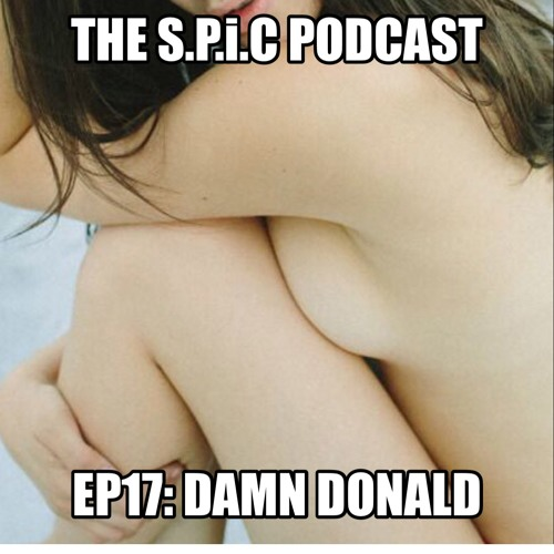 THE S.P.i.C PODCAST EP17: DAMN DONALD