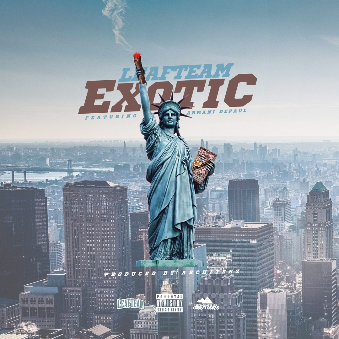 LeafTeam ft. Armani DePaul - Exotic (prod. Architekz) [Thizzler.com Exclusive]