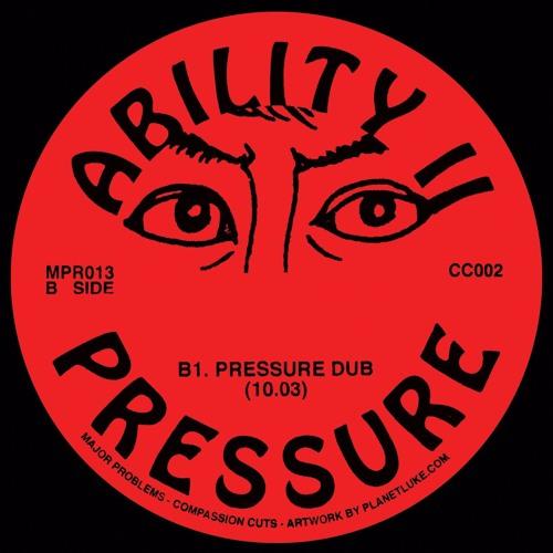 Ability II - the original Pressure Dub
