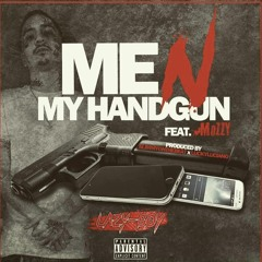 Lazy Boy Ft. Mozzy - Me N My Handgun(Produced By:LuckyLuciano X SlimmyOnTheBeat