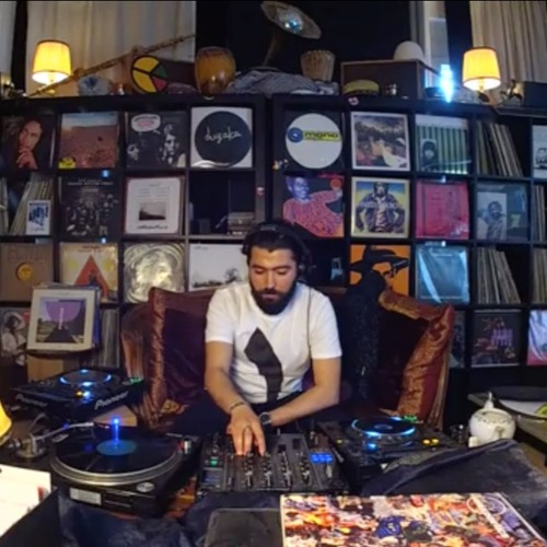 Adil Hiani at Kasheme Zurich - Livingroom Session 15-04-2017