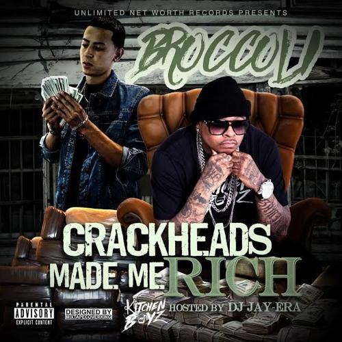 Tattedupbroc - crackheads made me rich (full EP)