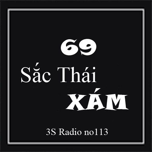 3S Radio No113 | 21.04.2017 - 69 Shades Of Xám