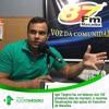 Igor Targino fala sobre os 100 primeiros dias do seu mandato, em entrevista à rádio 87 FM Macaíba