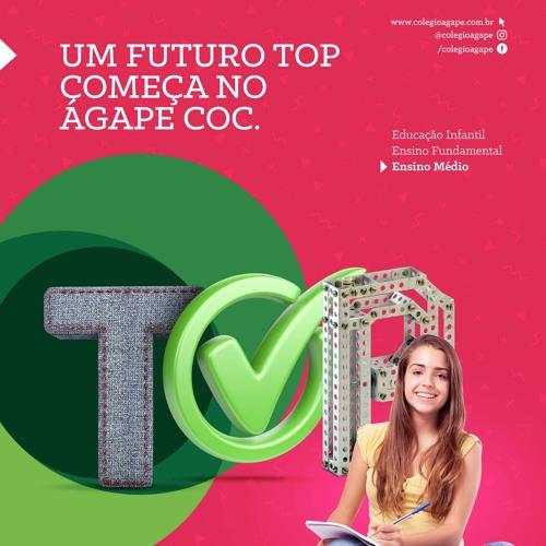 """Jingle """"Ensino TOP é no Ágape COC"""""""