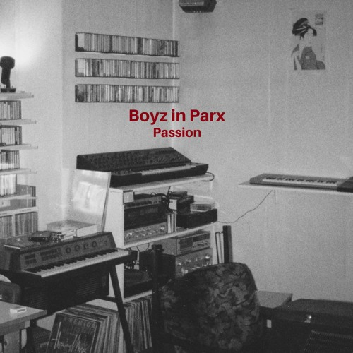 """BOYZ IN PARX """"Passion"""" (Top Tape production 2017)"""