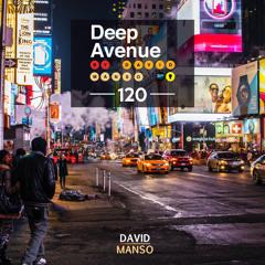 David Manso - Deep Avenue #120
