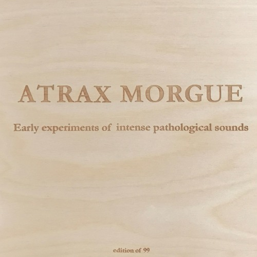 Atrax Morgue - In Dahmer's Apartment (from Early Experiments Tape Box)