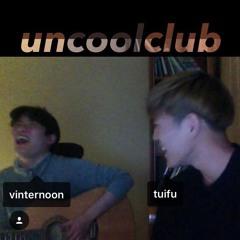 uncoolclub - two dumbs up