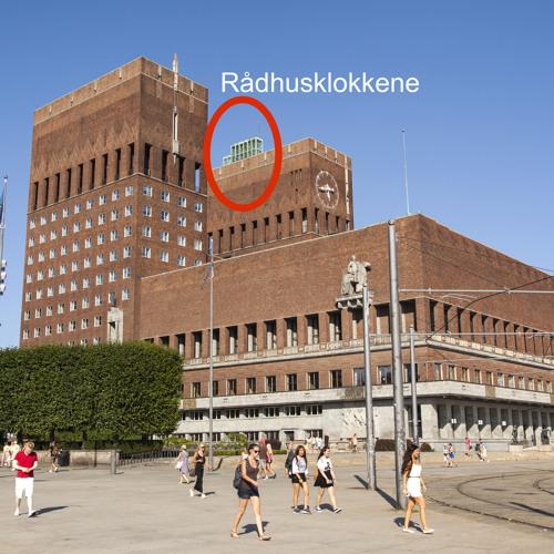 Den Forlatte Byen - Rådhusklokkene I Oslo 20170422