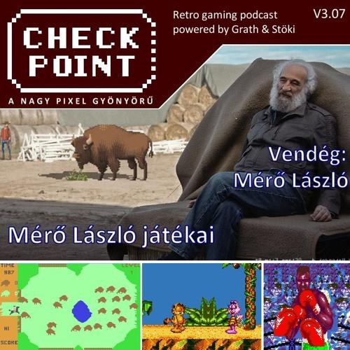 Checkpoint 3x07 - Mérő László játékai