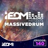 Massivedrum - iEDM Radio 140 2017-04-23 Artwork