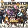 OVERWATCH MEGA RAP (¡¡21 HÉROES!!) - Los Héroes Nunca Mueren - Keyblade & Otros [Prod. Vau Boy]