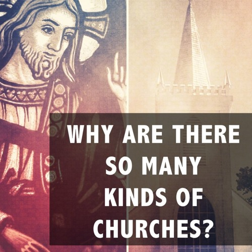 Why Are There so Many Kinds of Churches?