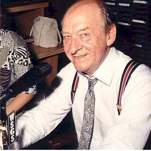 WSGS Flashback: Cawood Ledford was born on April 24, 1926