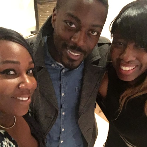 Invisible Rose – the album ft David Ajala   Tea and Biscuits - the podcast ep. 44