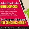 TubeMate YouTube Downloader For Samsung Devices
