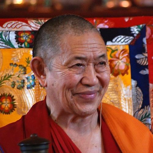 Garchen Rinpoche - White Tara Mantra by Drikung Seattle