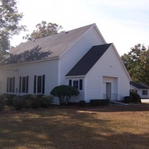 And that he rose again - Elder Ronnie Loudermilk - 4/16/17