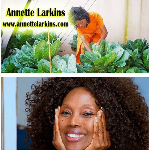 Episode 45 –Annette Larkins The Fountain of Youth Interview